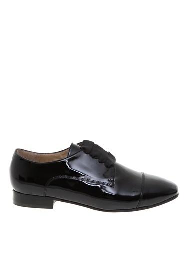 Beymen Studio Beymen Studio Kadın Klasik Rugan Düz Ayakkabı Siyah